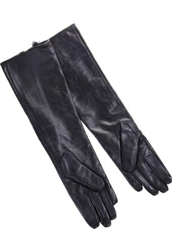 "Karl Lagerfeld ""K / ROCKY"" long gloves"