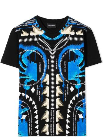 Marcelo Burlon Tribal Print T-shirt