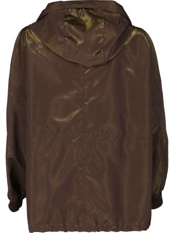 Moorer Khaki Green Sport Jacket