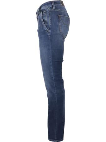 Jeckerson Pantal Chino Slim Trousers