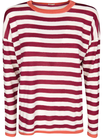 Massimo Alba Striped Sweatshirt