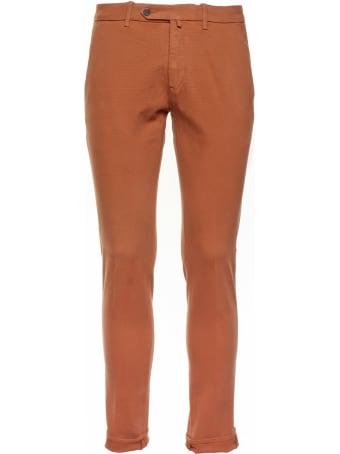Siviglia Siviglia Cotton Trousers