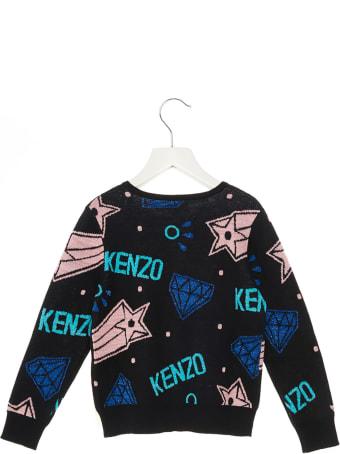 Kenzo Kids 'gomme' Cardigan