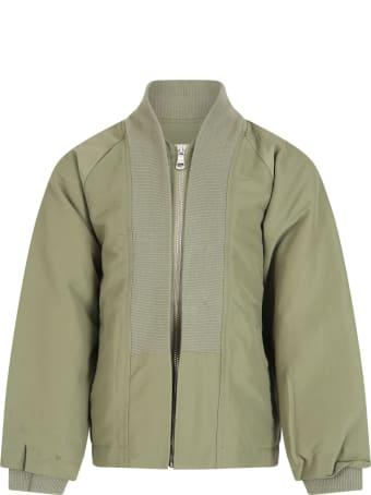 Owa Yurika Military Green ''itsuki'' Jacket For Girl