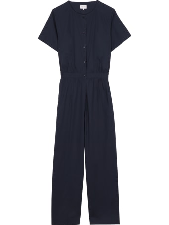 Woolrich Long Cotton Jumpsuit