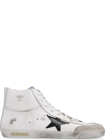 Golden Goose Francy Leather High-top Sneakers