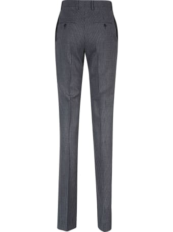 Celine Long Straight Trousers