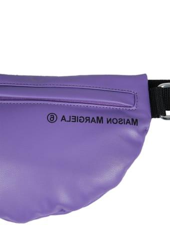 MM6 Maison Margiela Vegan Leather Waistbag