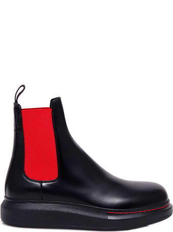 Alexander McQueen Ankle Boots