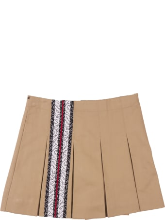Burberry Georgia Mono Skirt