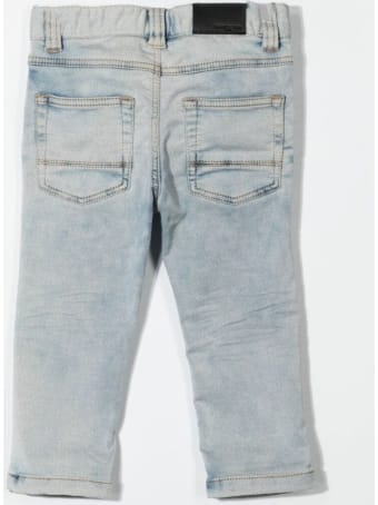 Givenchy Jeans With Print