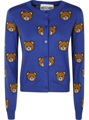 Moschino Bear Cardigan