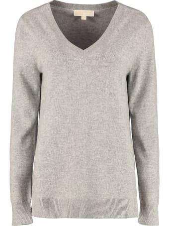MICHAEL Michael Kors Cashmere Pullover