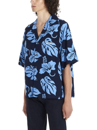 Prada 'hawaii' Shirt