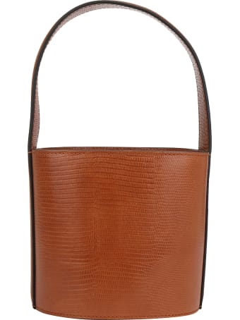 STAUD Mini Basset Bucket Bag