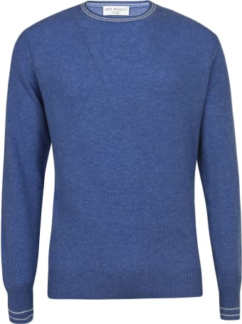 Eddy Monetti Round Neck Sweater