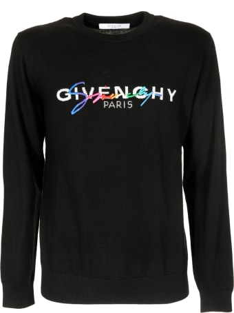 Givenchy Logo Sweater