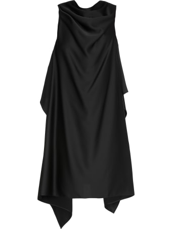 Neil Barrett Draped Dress