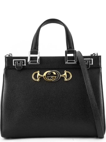 Gucci Gucci Zumi Grainy Leather Small Bag