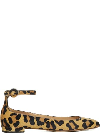 Francesco Russo Flat Shoes