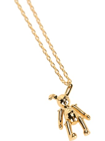 AMBUSH Bunny Charm Necklace