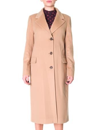 Tagliatore 0205 Tagliatore Wool And Cashmere Coat