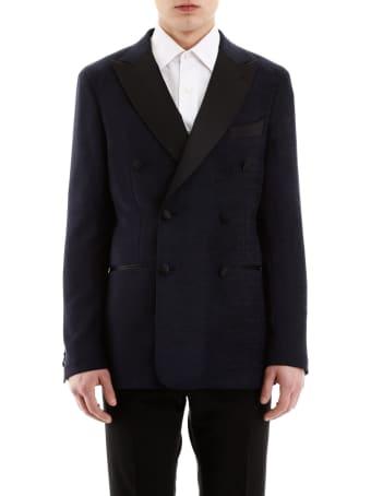 CC Collection Corneliani Double-breasted Jacket