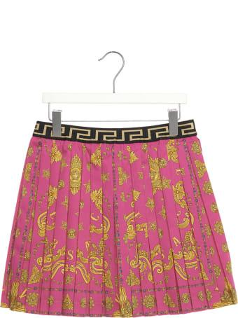 Young Versace 'barocco' Skirt
