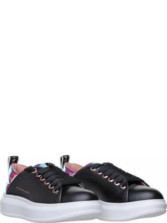 Alexander Smith London Alexander Smith Wembley Black Sneakers