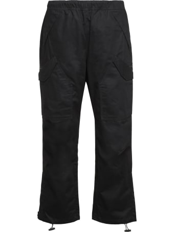 Marcelo Burlon Cotton Cargo-trousers