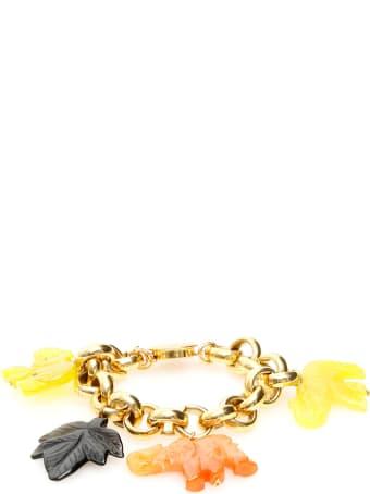 Timeless Pearly Elephant Bracelet