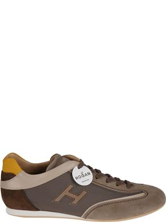 Hogan Olympia H Flock Sneakers