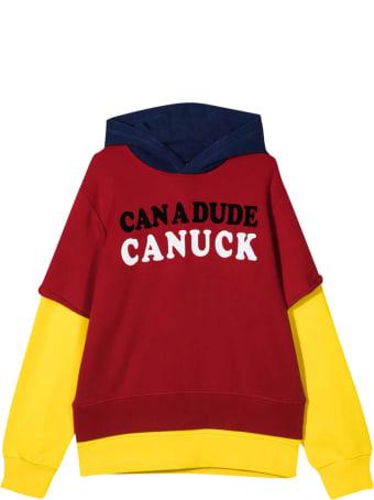 Dsquared2 Teen Multicolored Sweatshirt