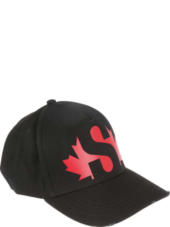 Dsquared2 Printed Baseball Cap