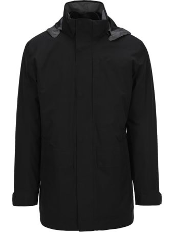 Z Zegna Z-zegna Technical Fabric Jacket