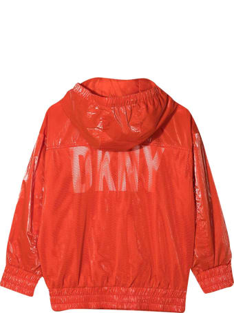 DKNY Red Teen Jacket