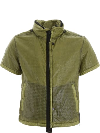 Stone Island Shadow Project Short-sleeved Jacket