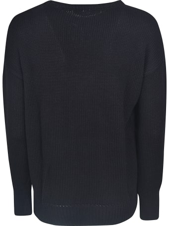 Saverio Palatella Knitted Sweatshirt