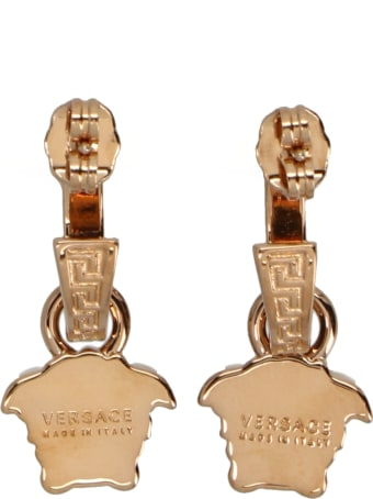 Versace 'medusa' Earrings