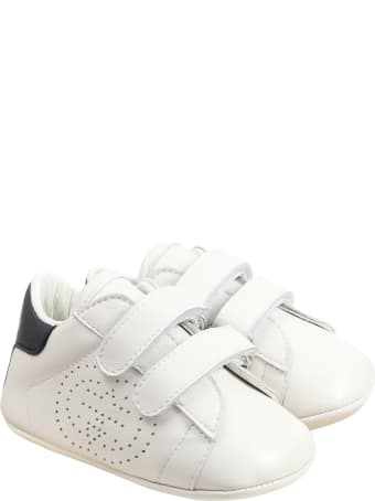 Gucci White Sneakers For Babykids