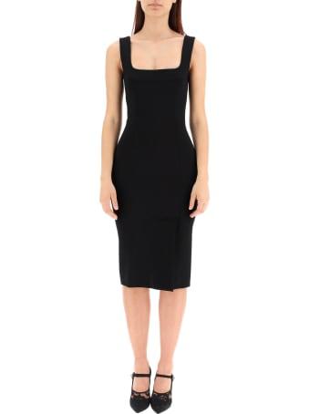 Dolce & Gabbana Jersey Pencil Dress