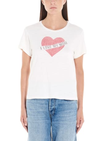 RE/DONE 'i Love My Mom' T-shirt