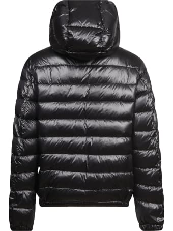 Dolce & Gabbana Logo Patch Padded Jacket