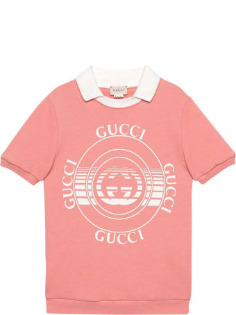 Gucci Salmon Dress