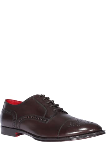 Dolce & Gabbana Derby Lace Up Shoes