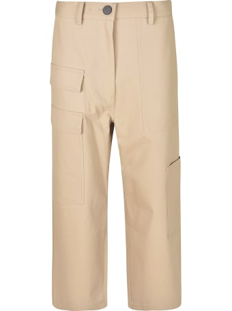 Sofie d'Hoore Cargo Pocket Trousers
