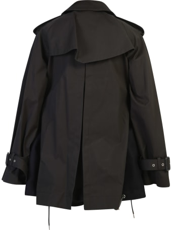 Sacai Double-breasted Jacket