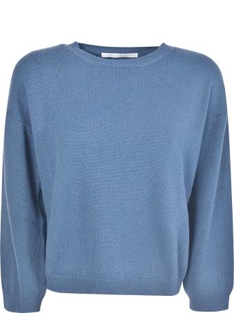 Saverio Palatella Wide-sleeved Ribbed Sweater