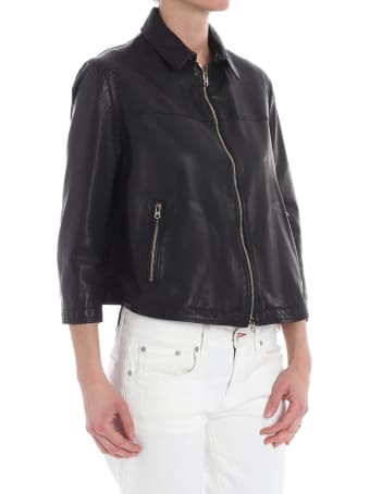 Delan Leather Jacket