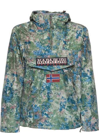 Napapijri Napapijri Rainforest Multicolor Jacket